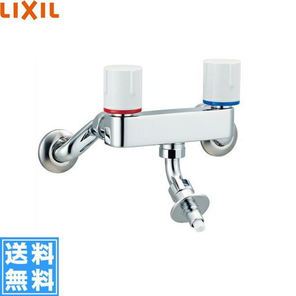 [SF-WL63RQN]リクシル[LIXIL/INAX]緊急止水弁付2ハンドル混合水栓[寒冷地仕様][送料無料]