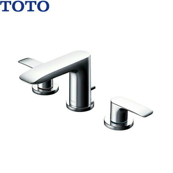 [TLG04201J]TOTO台付2ハンドル混合水栓[GAシリーズ][一般地・寒冷地共用]【送料無料】