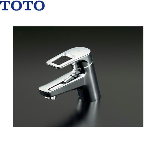 【フラッシュクーポン!5/1~5/8 AM9:59】[TLHG31AEFR]TOTO台付シングル混合水栓[取り替え用][一般地仕様]【送料無料】