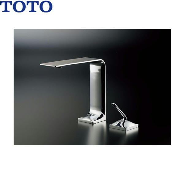 [TLP02306JA]TOTO台付シングル混合水栓[ワンプッシュ式]【送料無料】