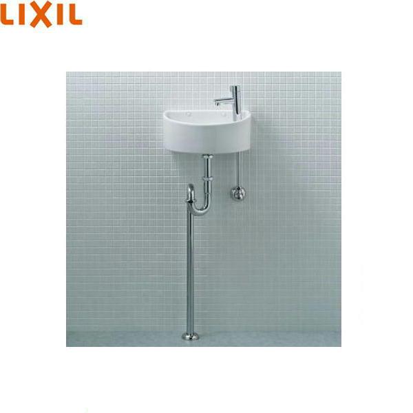 リクシル[LIXIL/INAX]狭小手洗シリーズ手洗タイプ[丸形]AWL-33(S)-S[床給水/床排水(Sトラップ)][ハイパーキラミック]【送料無料】