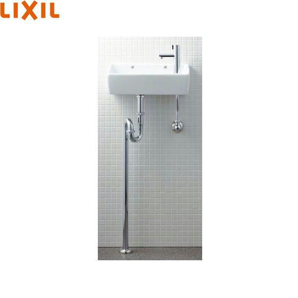 リクシル[LIXIL/INAX]狭小手洗シリーズ手洗タイプ[角形]L-A35HB[床給水/床排水(Sトラップ)][ハイパーキラミック]【送料無料】