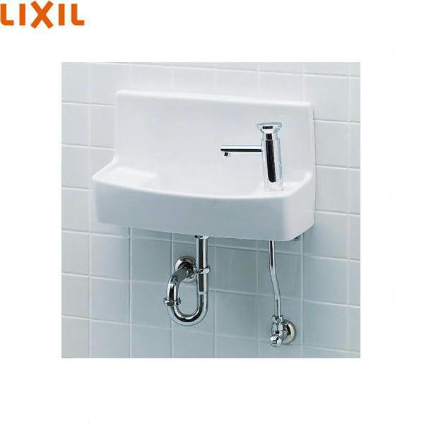 リクシル[LIXIL/INAX]手洗器セット[セルフストップ水栓]L-A74PD[床給水・壁排水仕様]【送料無料】