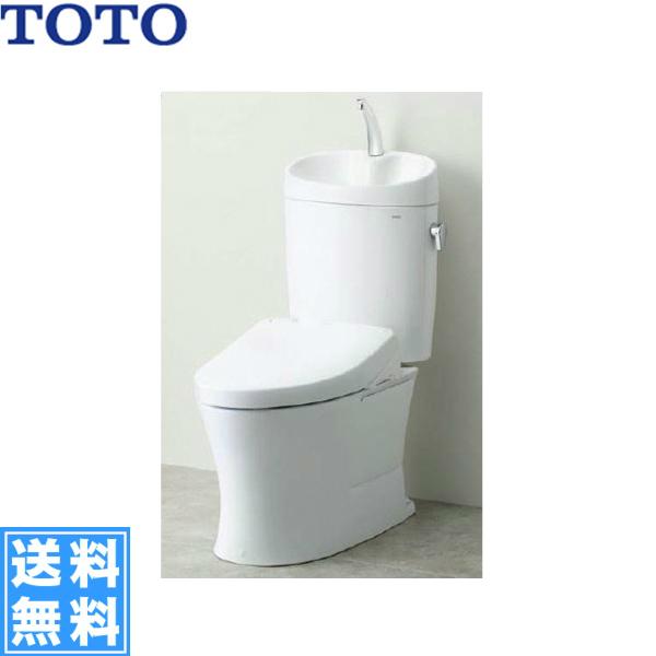 [CS330B+SH333BA]TOTOピュアレストEXシリーズ組合せ便器セット[一般地用/床排水200mm/手洗あり]【送料無料】
