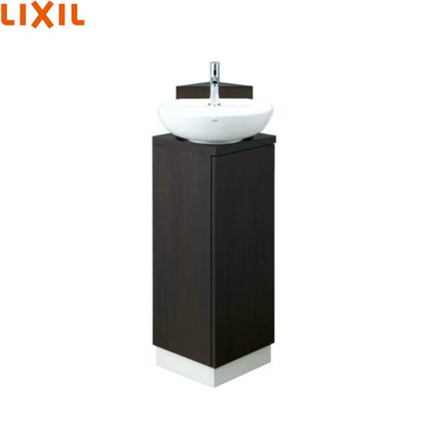 [YL-D201UCCWE(J)]リクシル[LIXIL/INAX]コーナー手洗いキャビネット[左右共通][温水自動水栓]【送料無料】