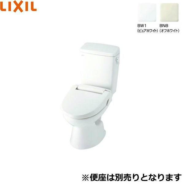 リクシル[LIXIL/INAX]一般洋風便器セット[手洗無・便座無し]BC-110PTU+DT-5500BL[床上排水タイプ]【送料無料】