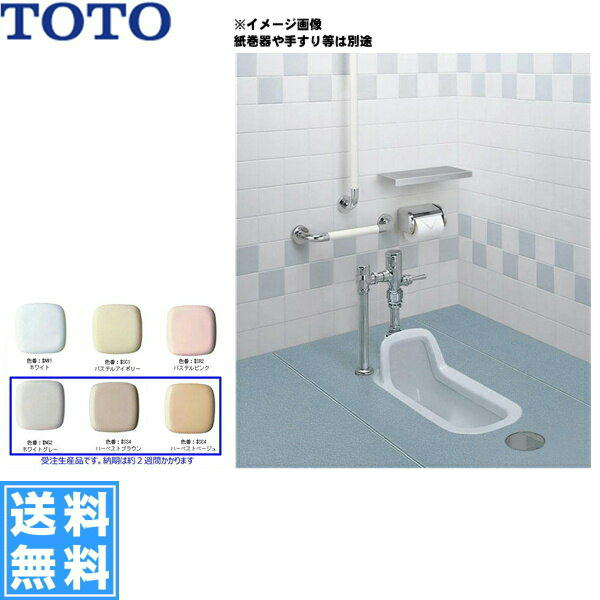 TOTO掃除口付和風便器C755VCUフラッシュバルブセット【送料無料】