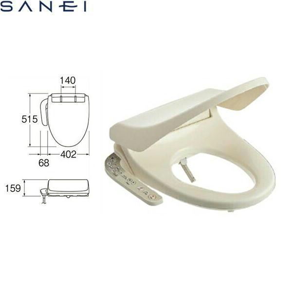 [EW9013]三栄水栓[SAN-EI]温水洗浄便座[シャワンザ][アイボリー]【送料無料】