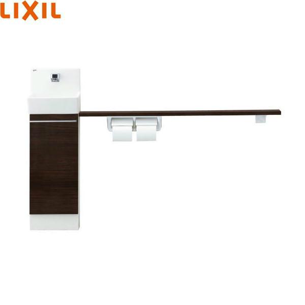 [YL-DA82SKH15B]リクシル[LIXIL/INAX]トイレ手洗[コフレルスリム(壁付)]カウンター・キャビネットタイプ(左右共通)[1500サイズ]【送料無料】
