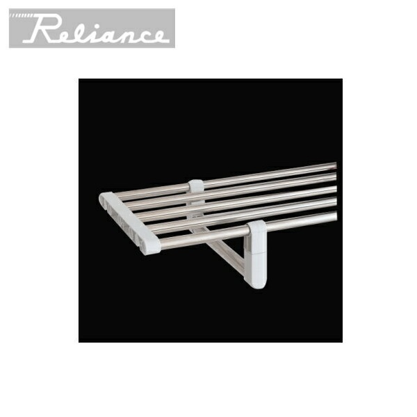 [R2624-1800]リラインス[RELIANCE]ワードローブ棚(左右壁付け・ハンガーパイプ縦型)