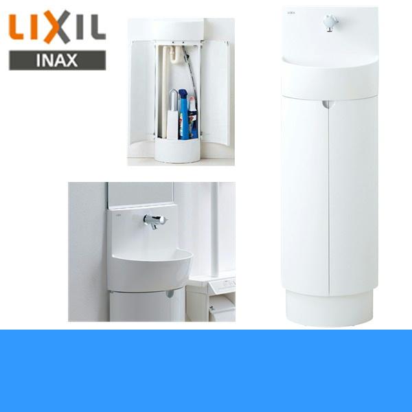 リクシル[LIXIL/INAX]コンパクト手洗キャビネットL-D203SCHE/WAA【送料無料】