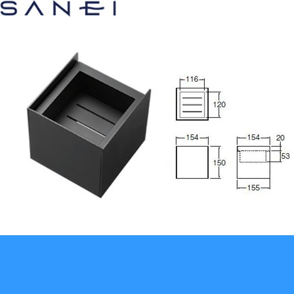 [W239-1T-150]三栄水栓[SANEI]棚(配管スペース付)[morfa]【送料無料】