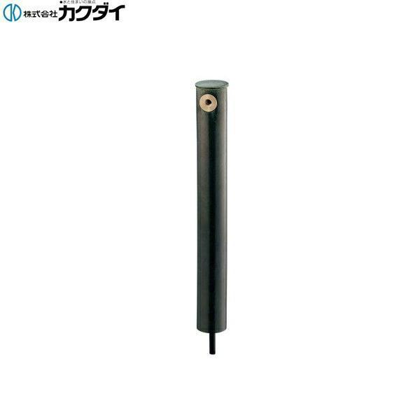 カクダイ[KAKUDAI]庭園水栓柱(濃茶)624-143[送料無料]