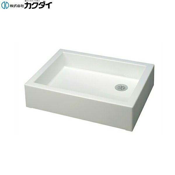 [624-927]カクダイ[KAKUDAI]水栓柱パン[ホワイト][送料無料]
