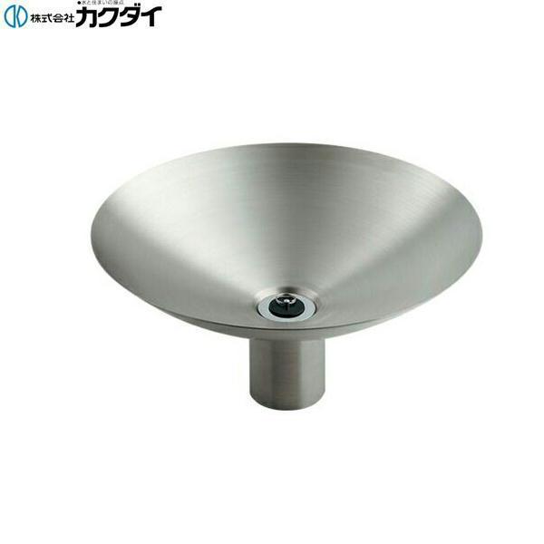 [624-962]カクダイ[KAKUDAI]ステンレス水鉢[深型]【送料無料】