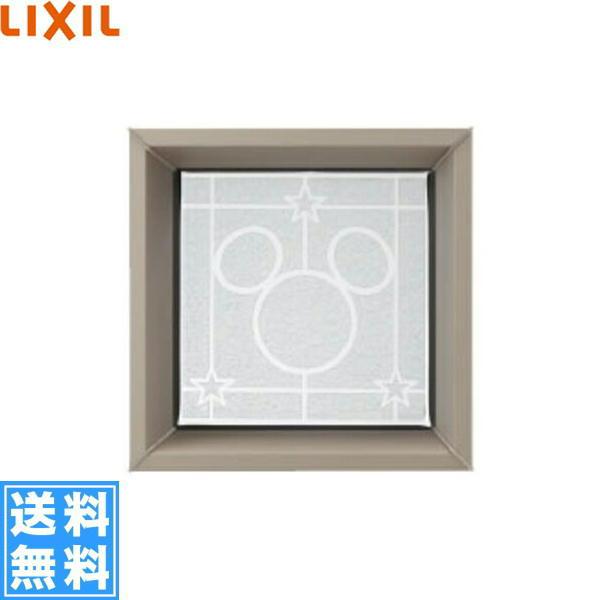 リクシル[LIXIL/新日軽]ブロック飾りミッキーA型XNGA00009【送料無料】