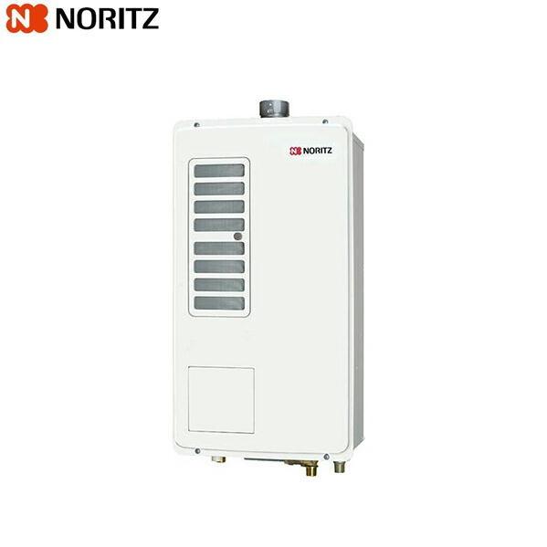 ノーリツ[NORITZ]取り替え推奨品ガス給湯器・高温水供給方式[クイックオート]屋内壁掛/強制排気形16号GQ-1627AWXD-F-1HM-BL【送料無料】