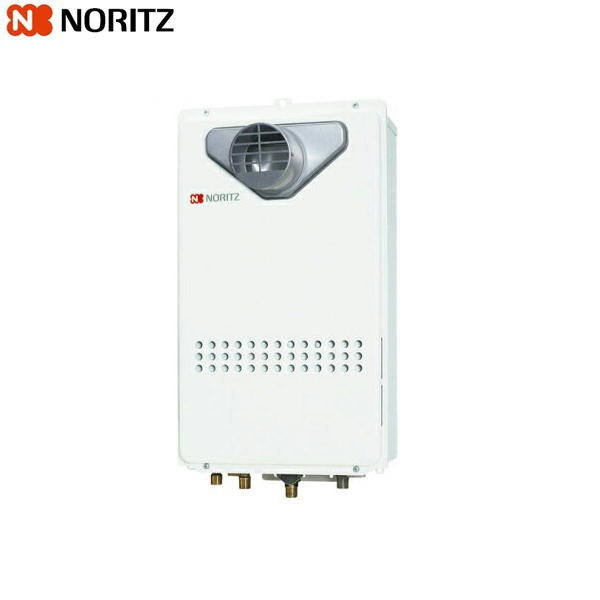 ノーリツ[NORITZ]取り替え推奨品ガス給湯器・高温水供給方式[クイックオート]PS扉内設置形(PS標準設置前方排気延長形)20号GQ-2027AWX-T-BL【送料無料】