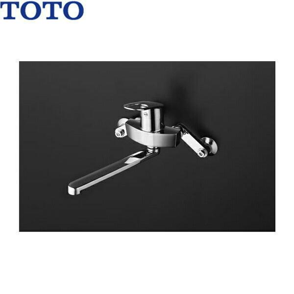 【フラッシュクーポン!5/1~5/8 AM9:59】[T330DR]TOTO先止め式壁付シングル混合水栓[湯側角度規制]【送料無料】