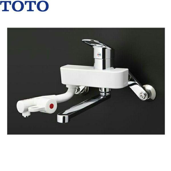 【超お買い得!】 [T335DR]TOTO先止め式壁付飲シングル混合水栓[湯側角度規制][飲料熱湯用][送料無料]:ハイカラン屋-木材・建築資材・設備