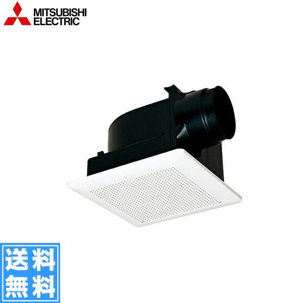 [VD-18ZLC10-S]三菱電機[MITSUBISHI]天井換気扇・天井扇[低騒音タイプ]【送料無料】
