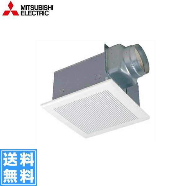 三菱電機[MITSUBISHI]天井換気扇・天井扇VD-18ZXP10-C[クールホワイト][大風量形・低騒音タイプ]【送料無料】