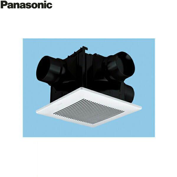 パナソニック[Panasonic]天井埋込形換気扇[2・3室換気]ルーバーセットタイプFY-24CTS7V【送料無料】