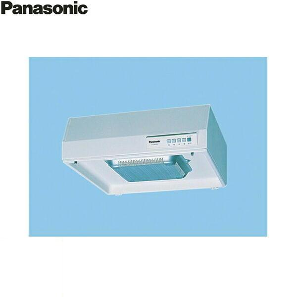 パナソニック[Panasonic]浅形レンジフード・シロッコファン本体60cm幅・3段速調付丸ダクト接続形・左排気FY-60HJR3H-W[送料無料]