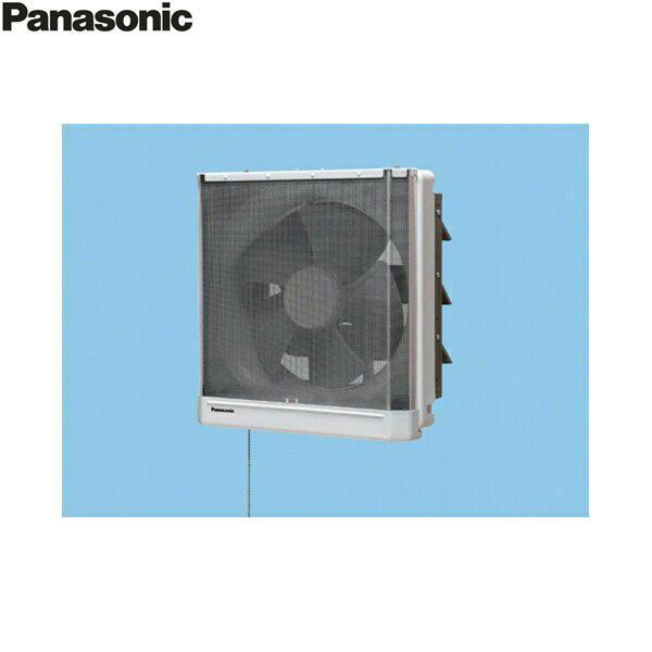 【フラッシュクーポン!5/1~5/8 AM9:59】パナソニック[Panasonic]再生式フィルター付換気扇排気・電気式シャッターFY-25EJM5【送料無料】
