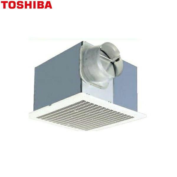 東芝[TOSHIBA]ダクト用換気扇メタルルーバータイプ低騒音ダクト用DVF-23MRX8【送料無料】