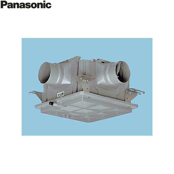 【フラッシュクーポン!5/1~5/8 AM9:59】パナソニック[Panasonic]中間ダクトファン風圧式シャッター(浴室・トイレ・洗面所用)FY-18DPKC1BL【送料無料】