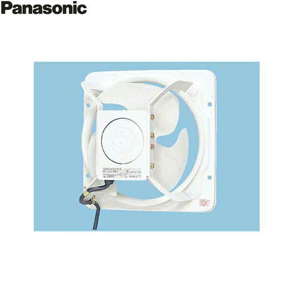 パナソニック[Panasonic]産業用有圧換気扇・鋼板製低騒音形・単相100VFY-30GSU3【送料無料】