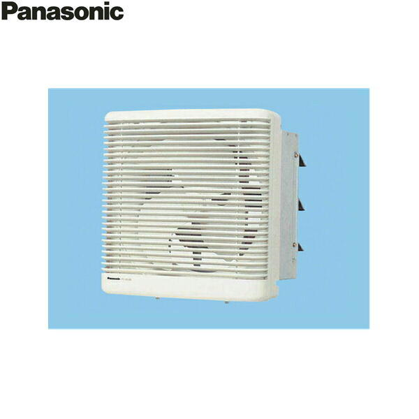 パナソニック[Panasonic]インテリア形有圧換気扇低騒音・インテリア格子タイプFY-30LSE-W【送料無料】