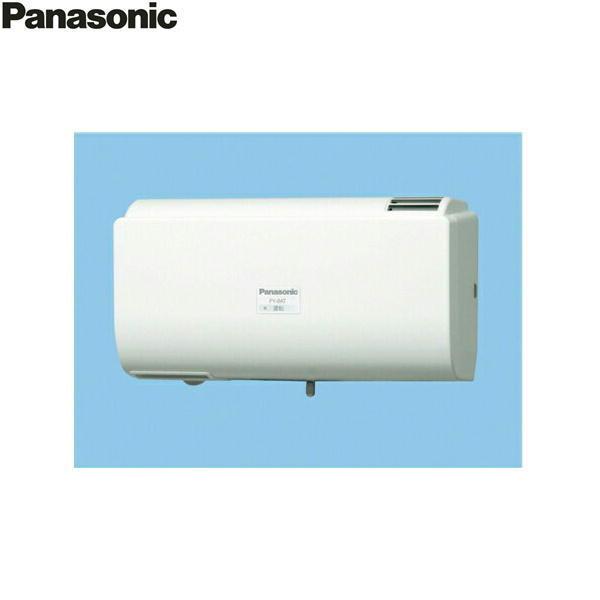 パナソニック[Panasonic]Q-hiファン[壁掛形(標準形)温暖地・準寒冷地用]FY-8AT-W【送料無料】