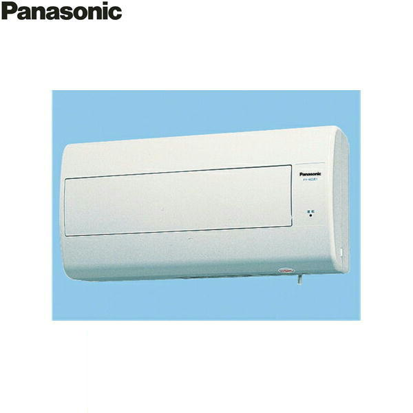 【マラソン期間中★エントリーで全品6倍以上★】パナソニック[Panasonic]Q-hiファン[壁掛形(熱交換形)寒冷地用]FY-8XJ-W【送料無料】