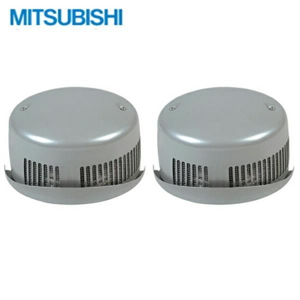 三菱電機[MITSUBISHI]換気扇・換気空清機システム部材(ロスナイ)P-100CVSQD6[防火ダンバー・防虫網付]
