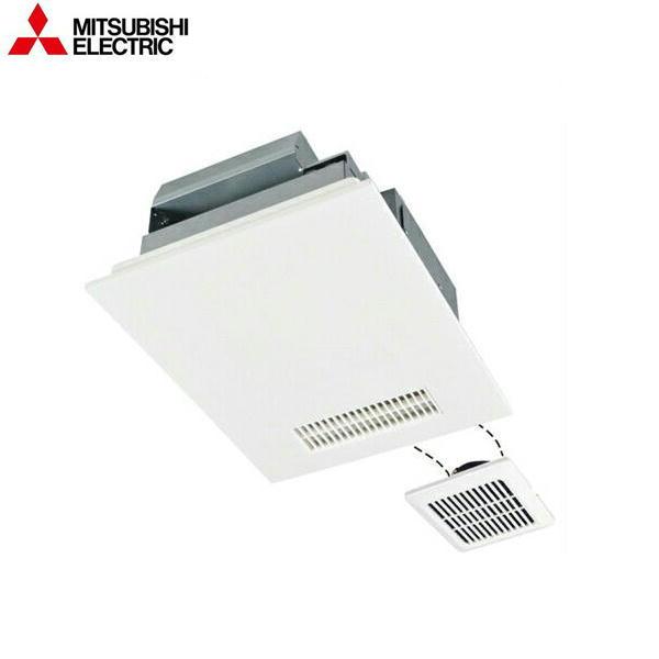 三菱電機[MITSUBISHI]浴室乾燥機[100V/2部屋用タイプ]24時間換気機能付V-142BZ[送料無料]