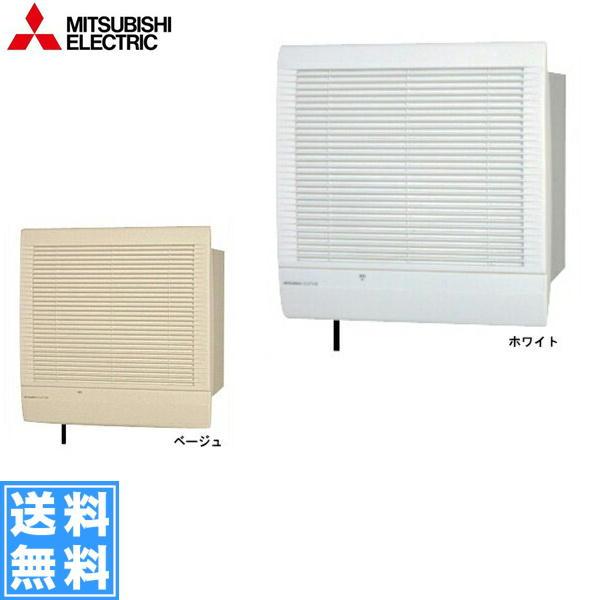 三菱電機[MITSUBISHI]換気扇・換気空清機(ロスナイ)VL-12K2・VL-12K2-BE【送料無料】