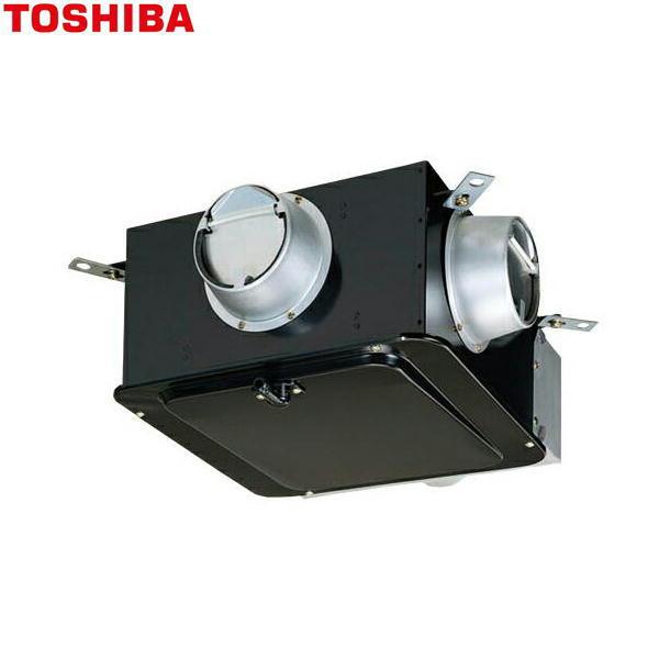 東芝[TOSHIBA]ダクト用換気扇中間取付タイプ天井埋込ダクト用DVC-18T1【送料無料】