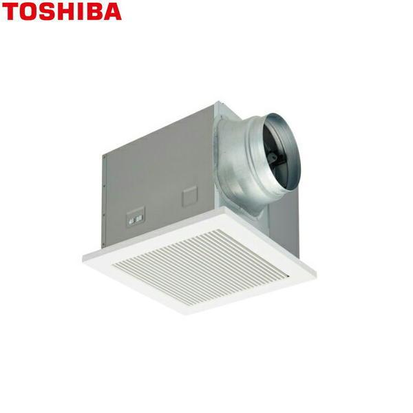 [DVF-T20RVQD]東芝[TOSHIBA]ダクト用換気扇インテリア格子タイプ低騒音形[大風量形・強弱付(弱特性大風量)]【送料無料】