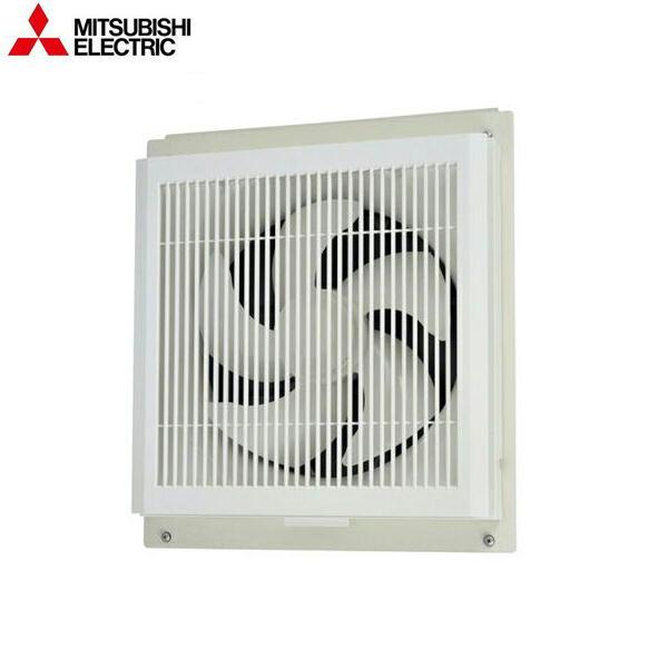 三菱電機[MITSUBISHI]標準換気扇EX-25SC3-RK[引きひもなし][電気式シャッター・給排気式]【送料無料】