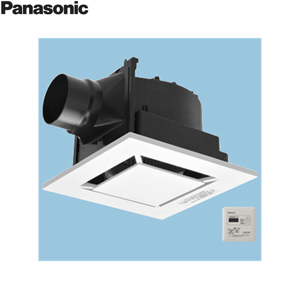 [FY-24JG8T/88]パナソニック[Panasonic]天井埋込形換気扇[24時間・局所換気兼用][ルーバーセット]