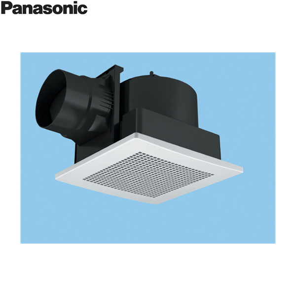 [FY-27J8V/56]パナソニック[Panasonic]天井埋込形換気扇[24時間常時換気][ルーバーセット]
