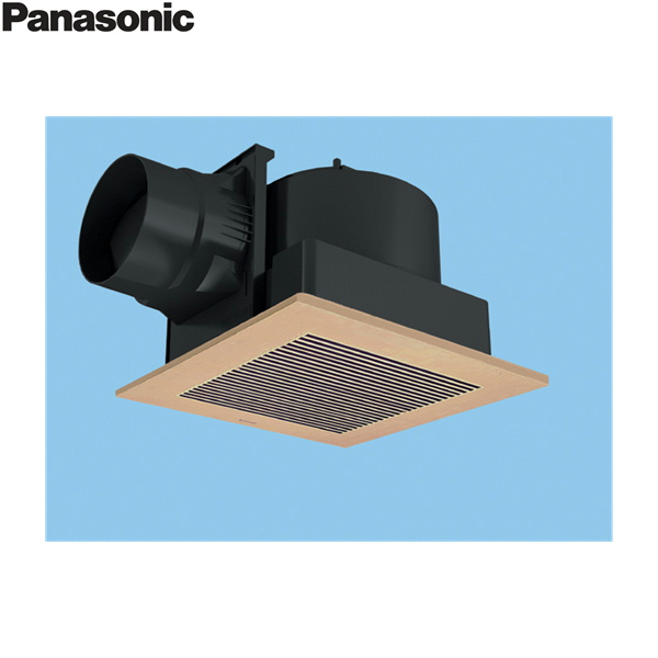 [FY-27J8V/82]パナソニック[Panasonic]天井埋込形換気扇[24時間常時換気][ルーバーセット]