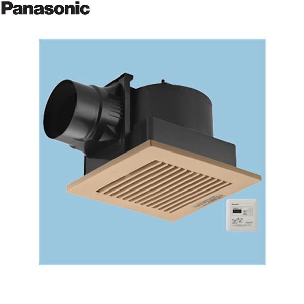[FY-27J8T/84]パナソニック[Panasonic]天井埋込形換気扇[24時間・局所換気兼用][ルーバーセット]