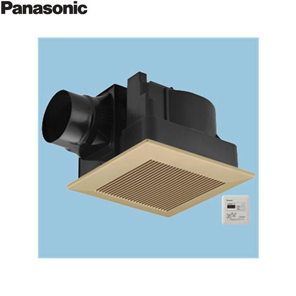 [FY-32J8T/82]パナソニック[Panasonic]天井埋込形換気扇[24時間・局所換気兼用][ルーバーセット]