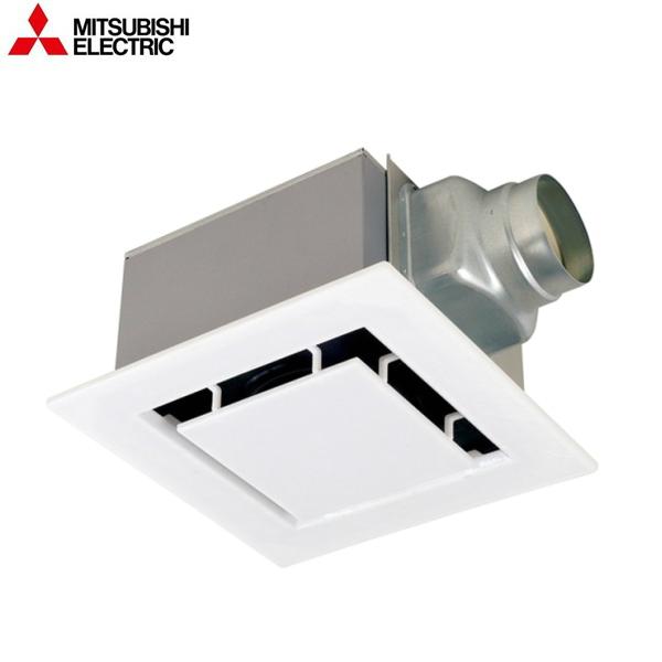 [VD-15ZXP12-X]三菱電機[MITSUBISHI]天井換気扇・天井扇[クールホワイト][大風量形・低騒音タイプ]