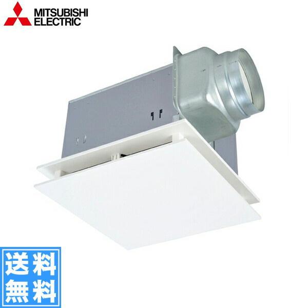 三菱電機[MITSUBISHI]天井換気扇・天井扇VD-18ZA10-FP[クールホワイト][低騒音タイプ]【送料無料】