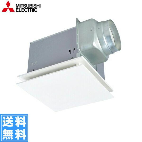 三菱電機[MITSUBISHI]天井換気扇・天井扇VD-18ZX10-FP[クールホワイト][低騒音タイプ]【送料無料】