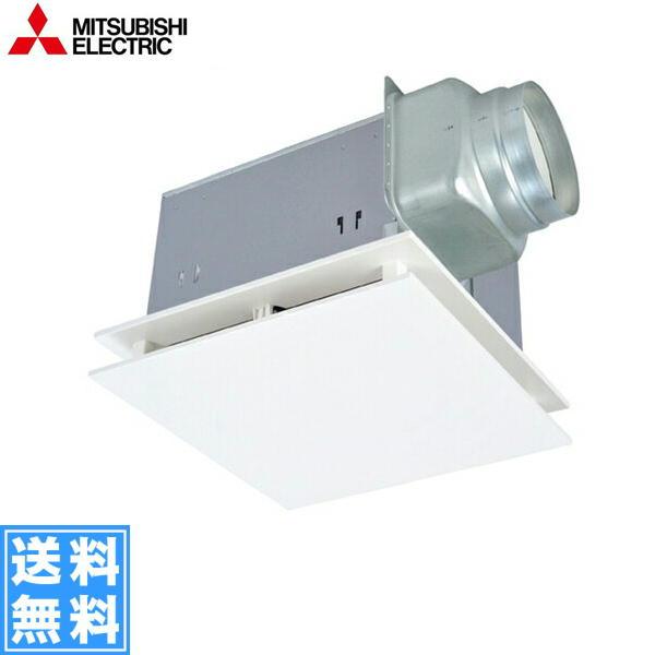 三菱電機[MITSUBISHI]天井換気扇・天井扇VD-20ZX10-FP[クールホワイト][低騒音タイプ]【送料無料】